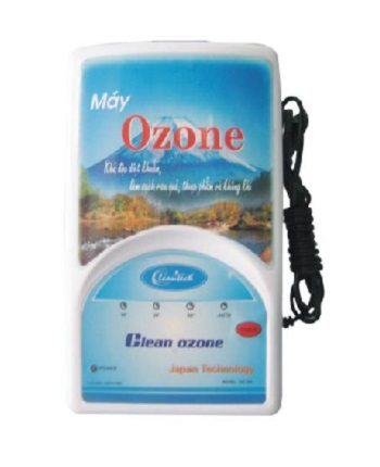 may ozone gia dinh